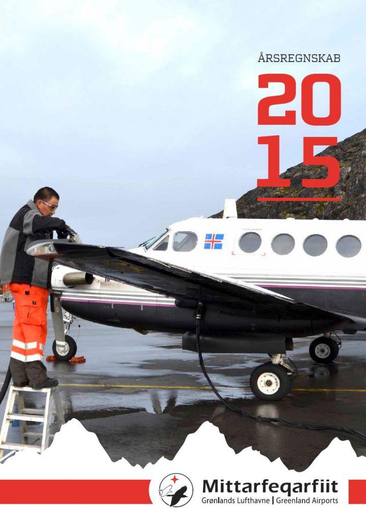 Grønlands Lufthavne Eksempel på journalistik i årsrapport