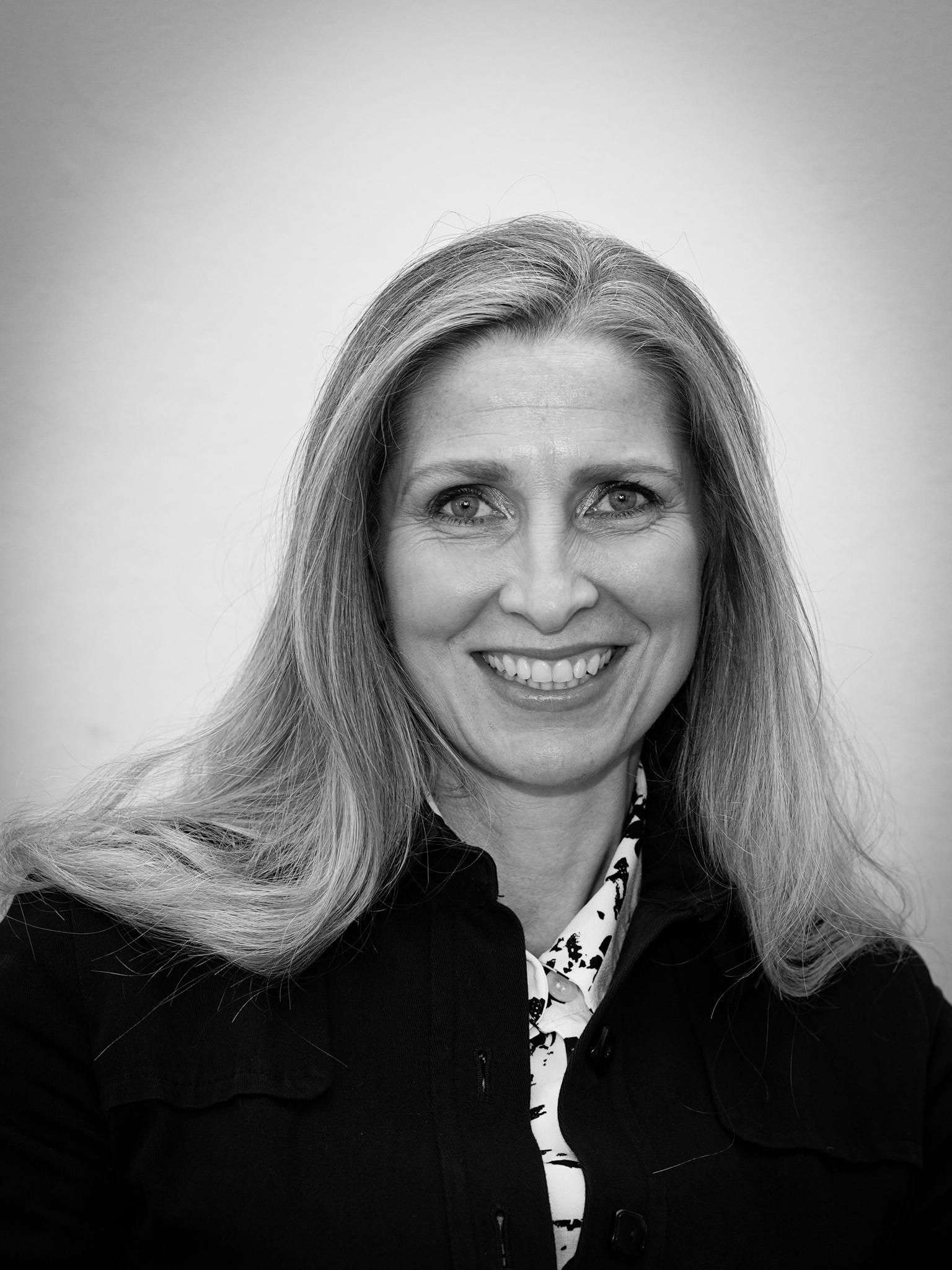 Journlist Cecilie Helm Darling